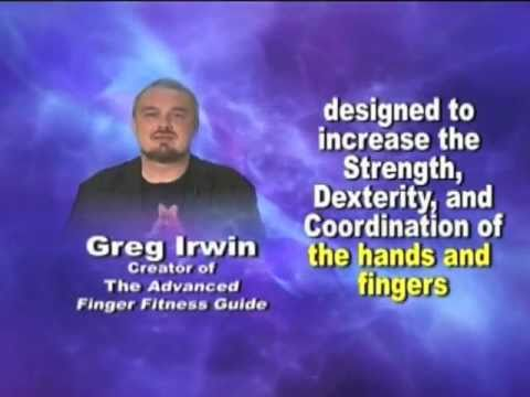 Advanced Finger Fitness Guide Overview