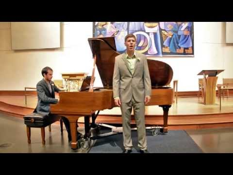 Cary Lee & Andrew Brandon-Rumman -- An Evening of English and American Art Song