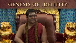 Genesis Of Identity - completion of self-doubt, self-hatred and self-denial (SDHD)