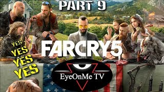 Far Cry 5 - YES John Seed's on the table - Walkthrough Gameplay - Part 9 - No commentary