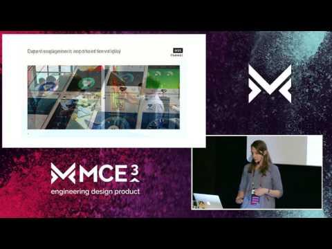 MCE^3 - Katina Sostmann - User-Centered Service Design Innovations in Healthcare