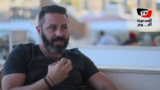 حازم إمام: «إحنا كمصريين مش عجبنا العجب»