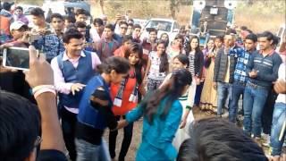 Teacher & girls(students) cycle se aaya''.. dancing songs (Bokaro)