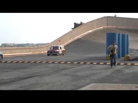 Vanimal On The Lingotto Test Track Youtube