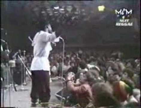 Peter Tosh 1979-07-16 Pt 12: Pick Myself Up