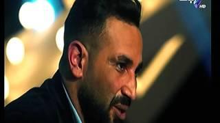 بالفيديو..أحمد سعد:«أنا وريم البارودي مننفعش لبعض ولسه بحبها»