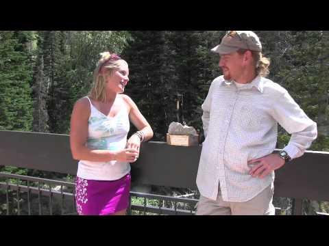 Anna Frost 2012 Speedgoat 50k Champion