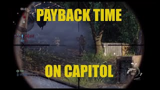 Payback Time on Capitol - The Last of Us: Remastered Multiplayer (Capitol)