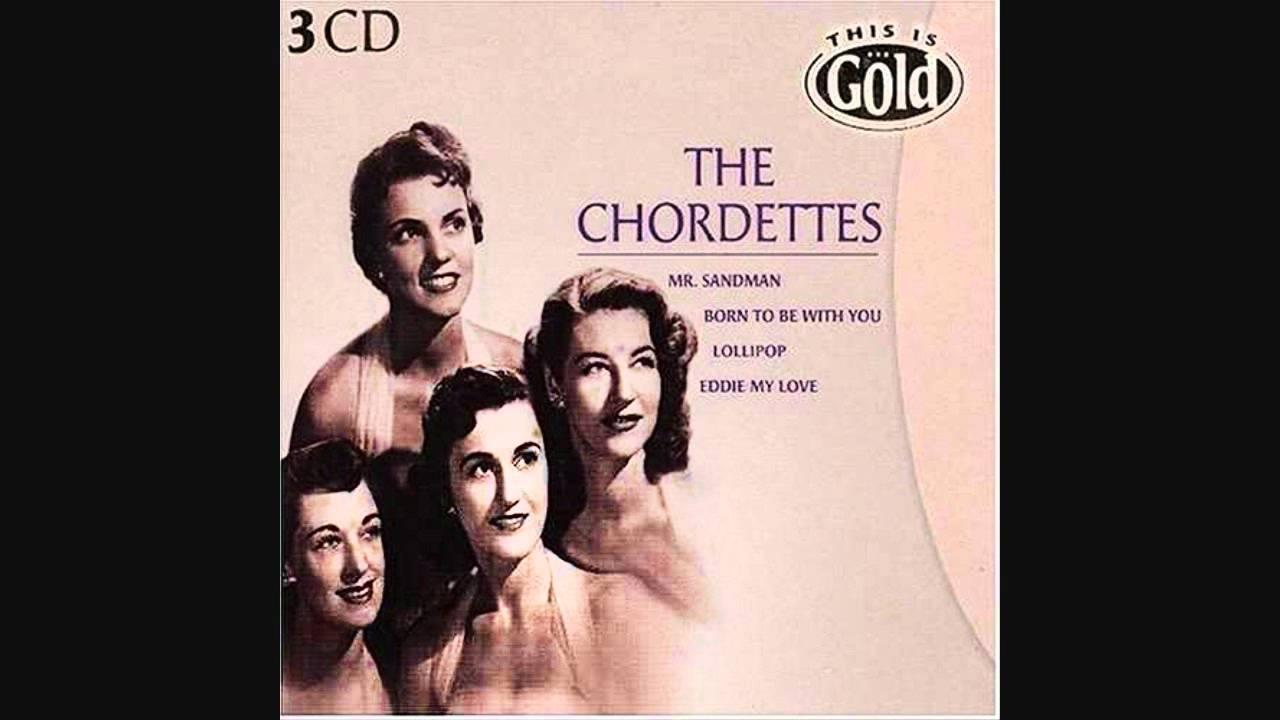 The chordettes lollipop youtube