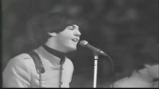 The Beatles-She´s A Woman(Live en NME)