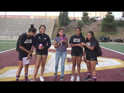 Southwestern college girls