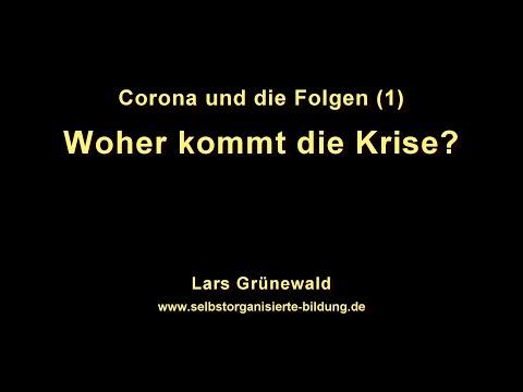 Corona und die Folgen (1/7) - Woher kommt die Krise?
