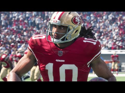 WOW CRAZY SPEED!! THE CHAMPIONSHIP GAME  PACK AND PLAY  MADDEN 18 GAMEPLAY EPISODE 19