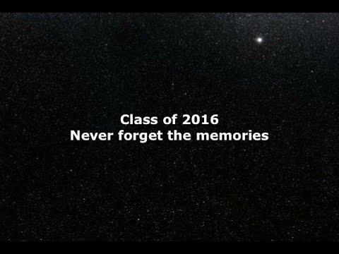 The graduating class of San Fernando Valley Academy 2016