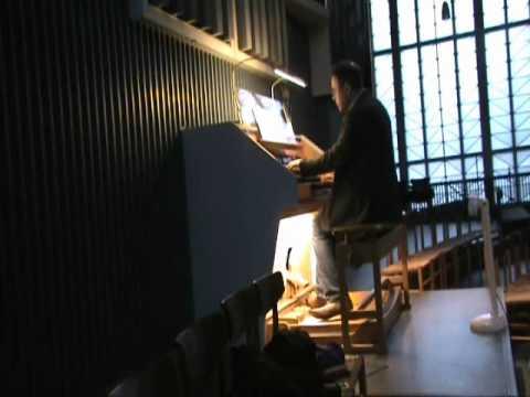 J.S.Bach - Wenn wir in höchsten Nöten sein BWV 641