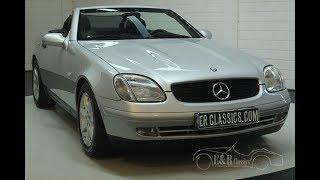 Mercedes Benz SLK 200 cabriolet 1999-VIDEO- www.ERclassics.com
