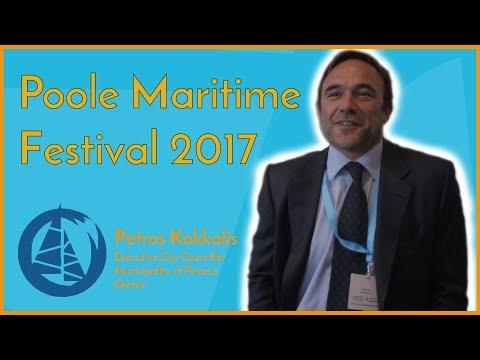 European Maritime Day 2017 - Petros Kokkalis Interview