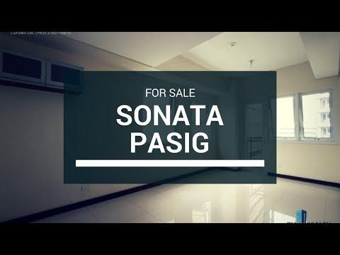 1 Bedroom Sonata Private Residences In Pasig City For Sale Price ₱ 5,300,000