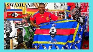 SWAZILAND (ESWATINI): EXPLORING the COLOURFUL MARKETS of MANZINI (AFRICA)