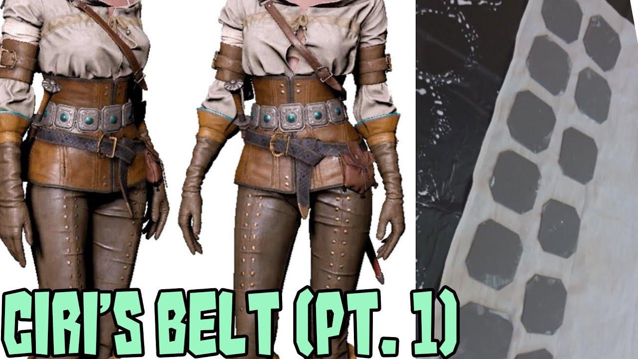 Witcher Belt