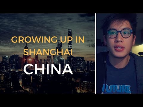 GROWING UP IN SHANGHAI CHINA // Third Culture Talk