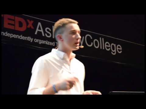 A Mountain of Progress   Mitchell Kurylowicz   TEDxAshburyCollege