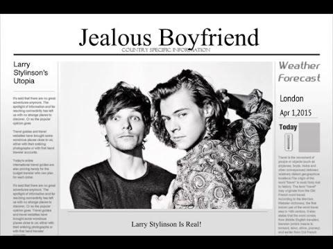 The jealous b yfriend