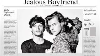 Larry Stylinson -Jealous Boyfriend (Part 1)