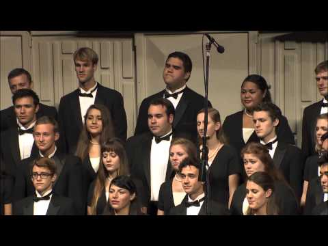 "BYU–Hawaii Concert Choir ""Secret Prayer"""