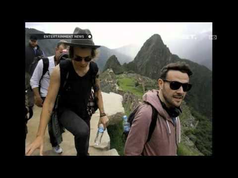 One Direction Berkunjung Ke Machu Picchu