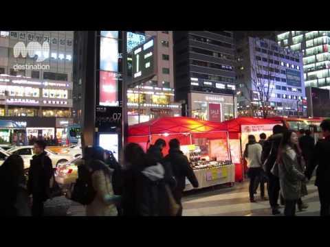 Gangnam Station - Seoul