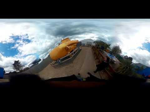 360 video Weymouth aquarium 1
