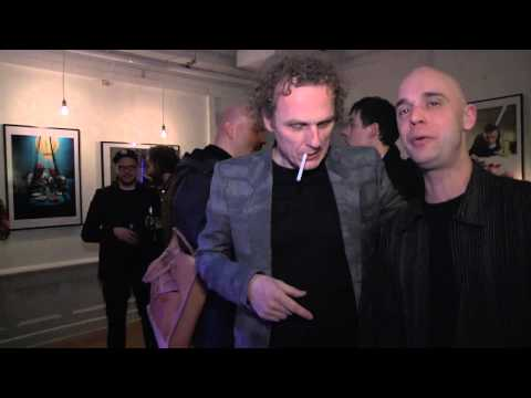 DFTS Factory Release Party 2012 + Interviews with Richard Hutten & Claesson Koivisto Rune