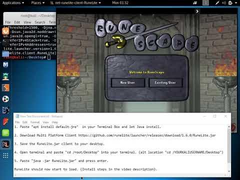 Runelite ubuntu