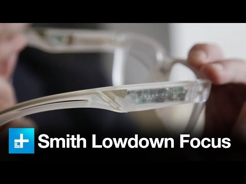 Smith Lowdown Focus: First Take at CES 2017