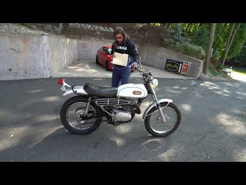 1968 Yamaha DT1 250