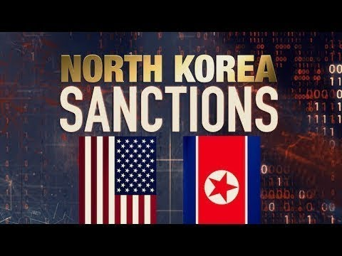 United States hits North Korea with 'largest ever' sanctions