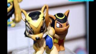 Neopets Toys for 2008 Video Review
