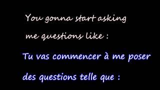 Chris brown dont judge me (Lyrics+traduction française)