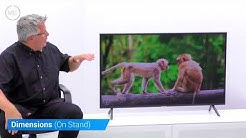 """Samsung UE49NU7100K 49"""" Smart HDR 4K UHD Television Review (with input lag testing)"""