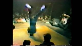 B-Boy Swift Rock and Storm ( Battle Squad) Imperial Nation Jam Berlin 1987