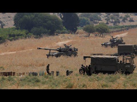Israel Thwarts Cross-border 'terrorist' Infiltration From Lebanon, Army Says