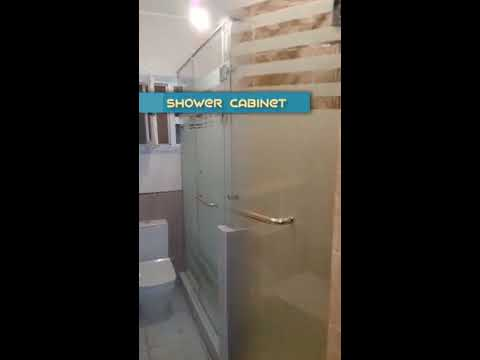 كبائن استحمام زجاج سيكوريت - Shower Cabins