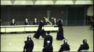 剣道 八段  審査 2次審査 1発合格