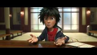 BIG HERO 6 | UK Trailer | Official Disney UK