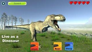 Dinosaur Sim Android Gameplay