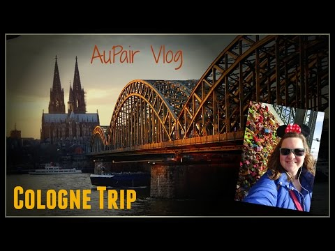 Cologne Trip [Au Pair Vlog 3]