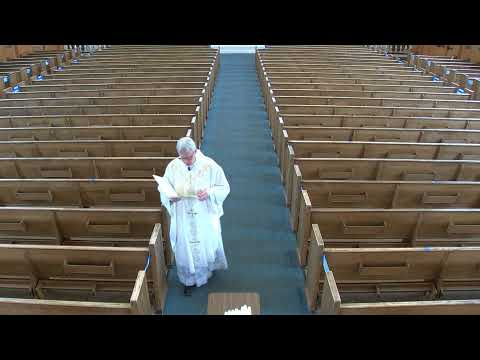 St. Petronille Live Stream Mass - Ascension Of The Lord May 24, 2020 9:30 AM