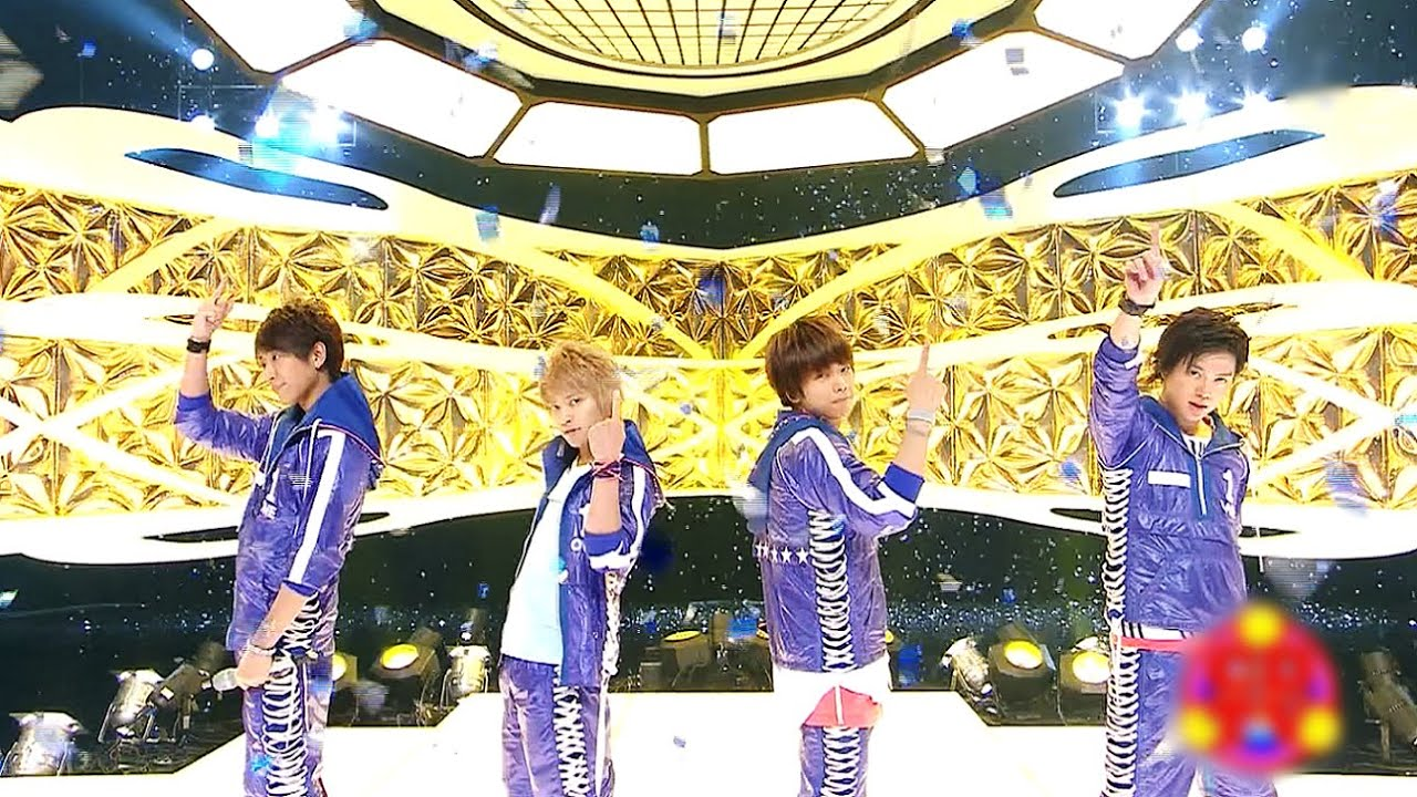 NEWS  「ONE -for the win-」  4人 Stage Mix