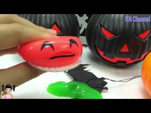 ChiChi ToysReview TV - Trò Chơi Búp bê tìm đồ vật bất ngờ từ quà Halloween